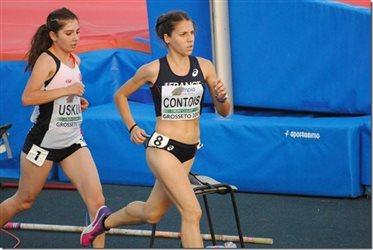Championnats d'Europe Juniors : Jenipher Contois 9ème de la finale du 3000m steeple